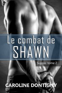 Couverture Tome 2 - Shawn